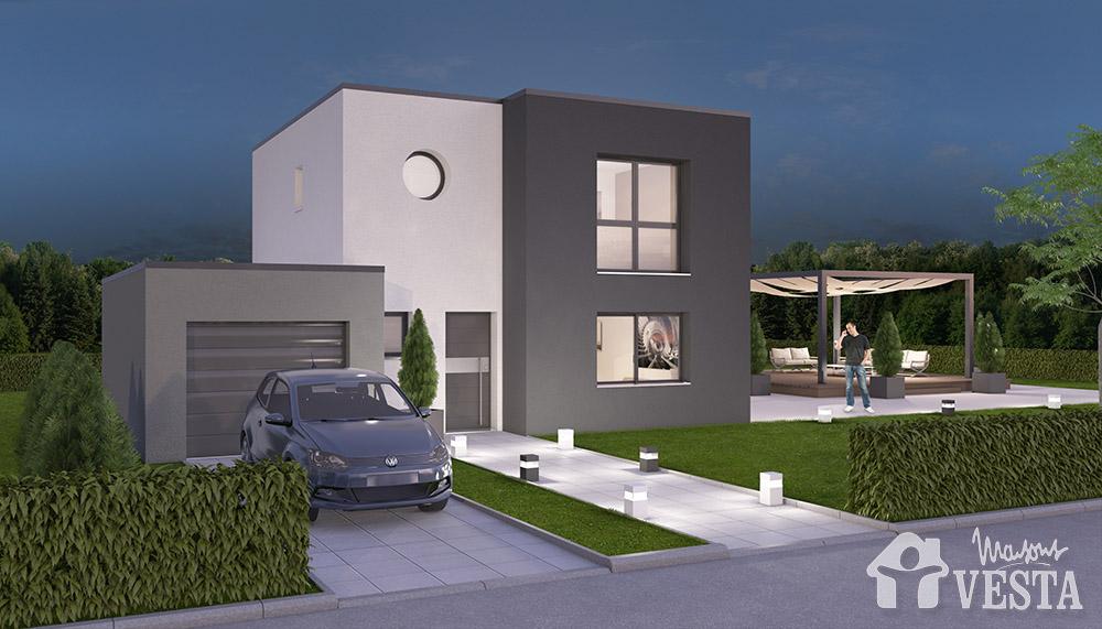 Maison vesta avis avie home for Modele maison vesta