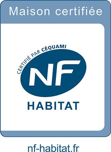 Maisons VESTA entreprise certifiée NF Habitat