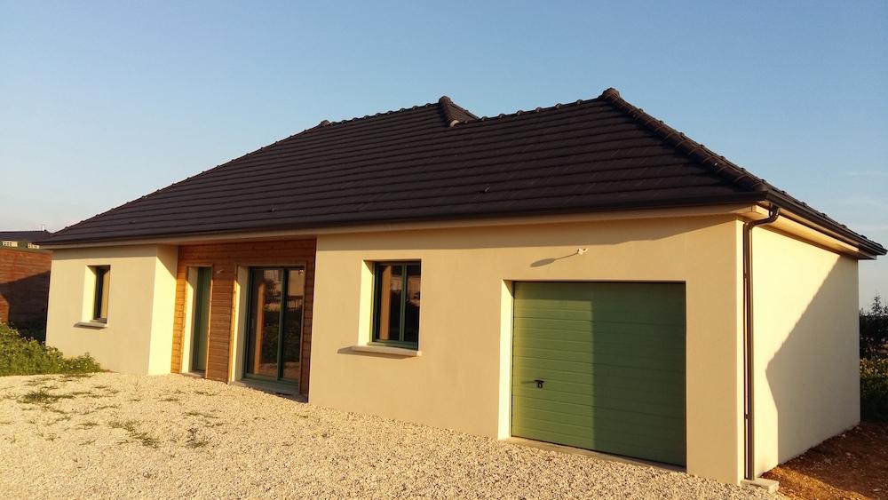 Top Affaires – 2 maisons neuves à Etoges (51270) à vendre