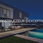 Nouveau site Internet pour Maisons Pavisol