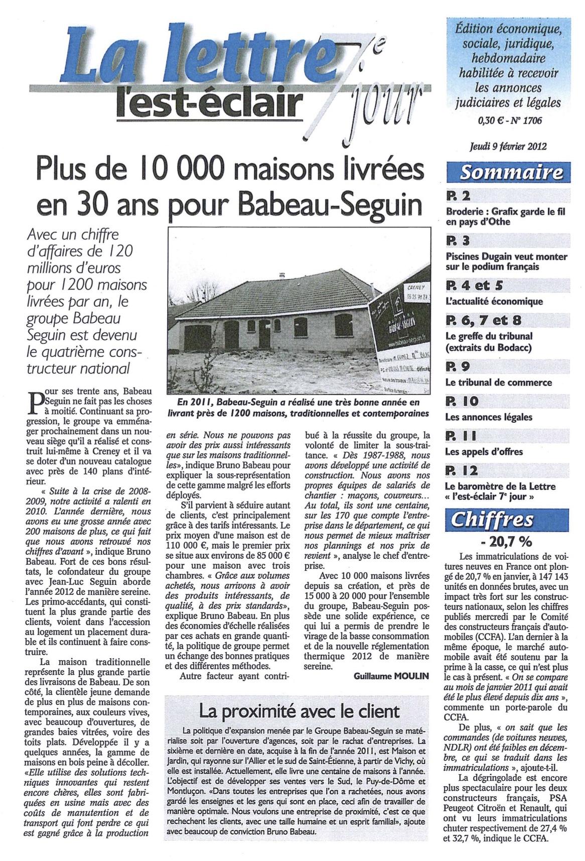 Est Eclair Babeau Seguin 9 fevrier 2012