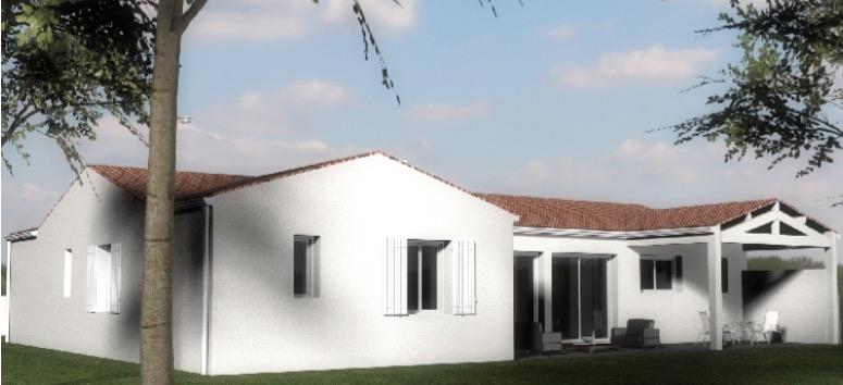 superbe maison neuve eligible loi pinel defiscalisation. Black Bedroom Furniture Sets. Home Design Ideas
