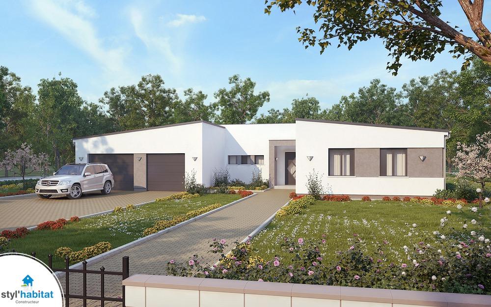 Plan et Modele de maison : notre selection par département