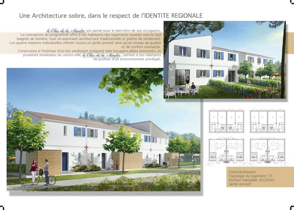 Offre exceptionnelle : investissement locatif Pinel en Charente Maritime
