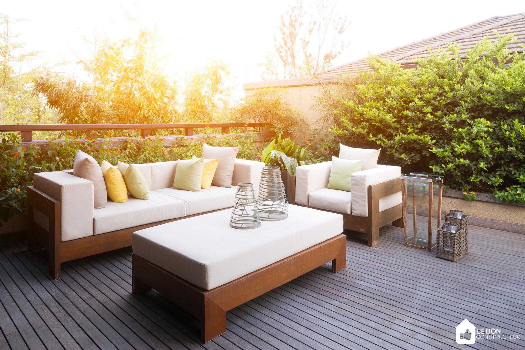quelle terrasse choisir pour ma maison. Black Bedroom Furniture Sets. Home Design Ideas
