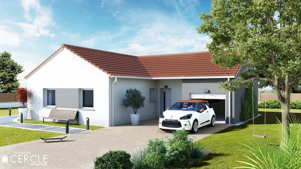 Plan et modele de maison notre selection par d partement for Modele de maison a construire moderne