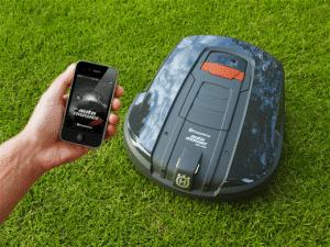 Le kit SMS/GPS de Husqvarna