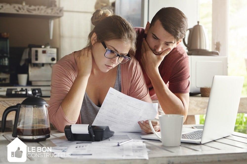 Payer des travaux imprévus en CCMI ? Est ce légal ?