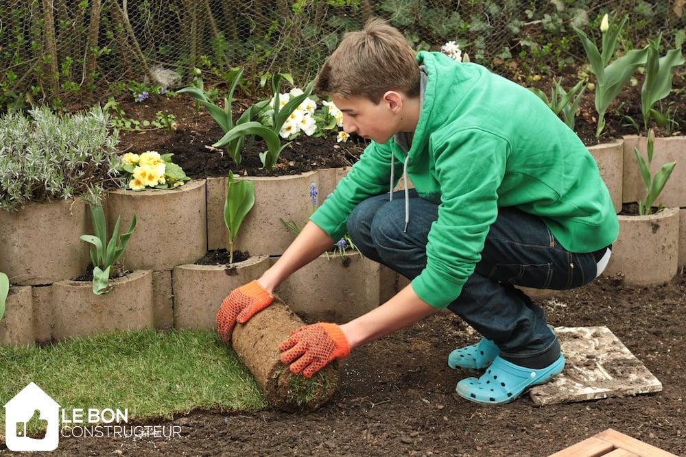 Créer son jardin avec l'aide d'un professionnel