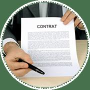 Les règles d'or – Le contrat de construction