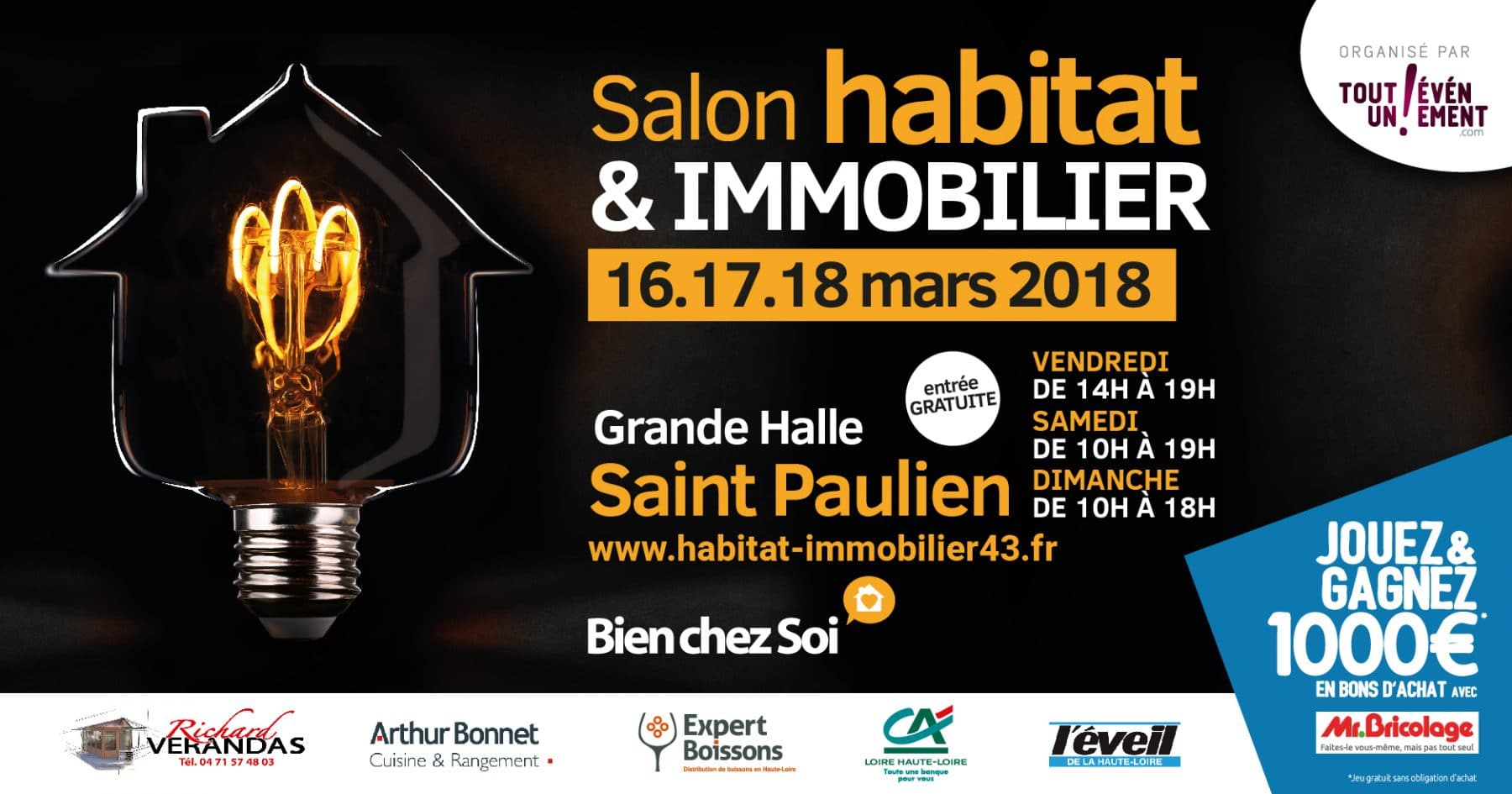 Salon de l'habitat de Saint Paulien 43350