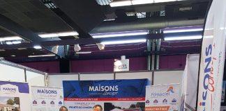 MAISONS CONCEPT au Salon Immobilier Nantes-Sud 2018