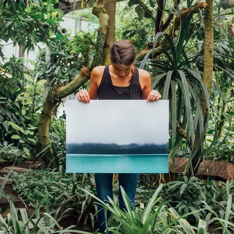 Tableau extérieur waterproof : la touche design pour votre jardin